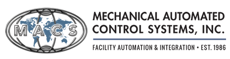 MACS (Mechanical Automated Control Systems, Inc.: Facility Automation & Integration