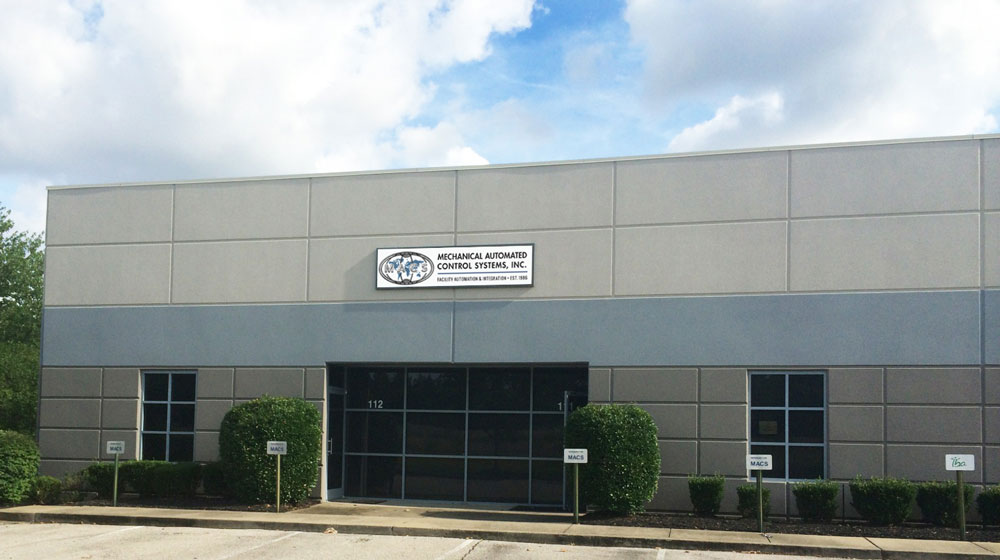 Our MACS, Inc. Memphis Location Office